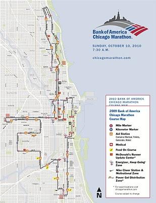 The Ultimate Chicago Marathon Overview Marathon Training Schedule