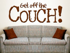 You can do this! Train to go from couch to marathon