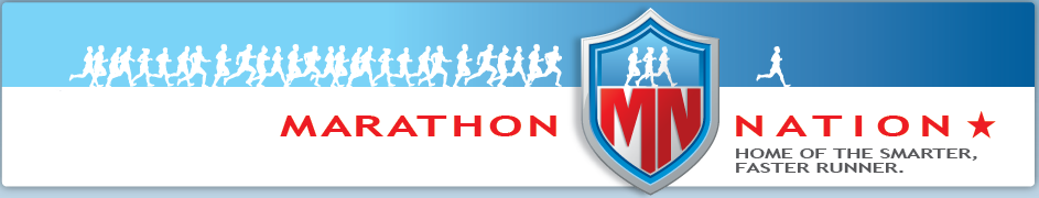 Marathon Training Schedule | Marathon Nation