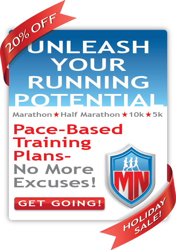 Marathon Training Plan Store