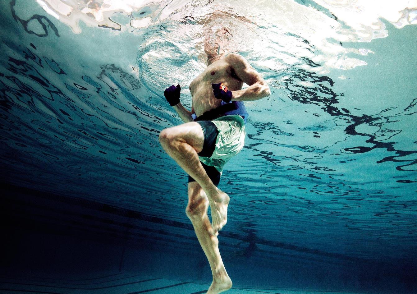 Pool Running For Runners Marathon Training Schedule